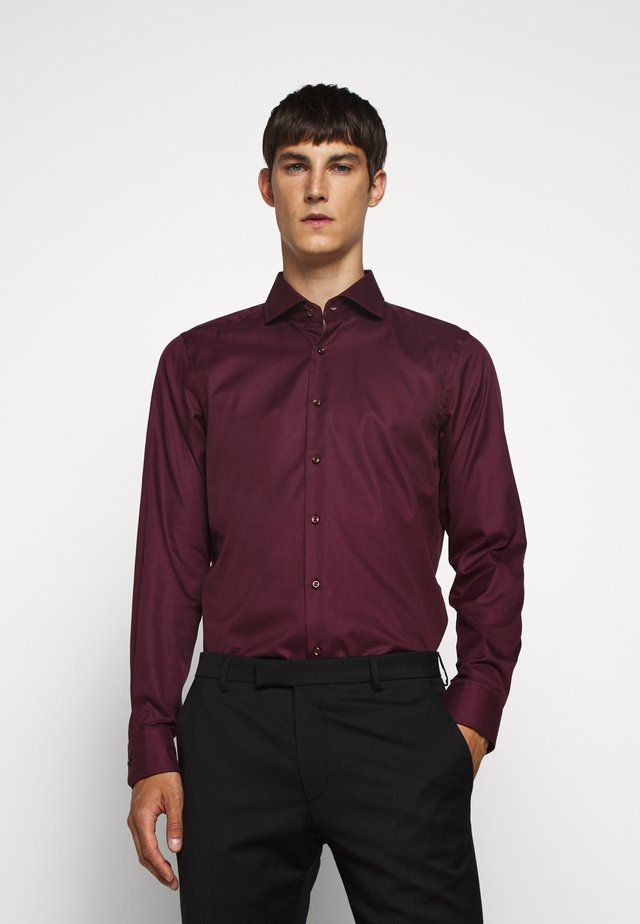PANKO - Zakelijk overhemd - dark red