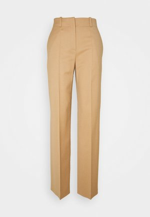 HULANA - Trousers - light pastel brown