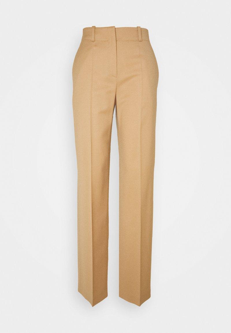 HUGO - HULANA - Trousers - light pastel brown