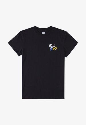 SPECIAL  - T-shirt print - black