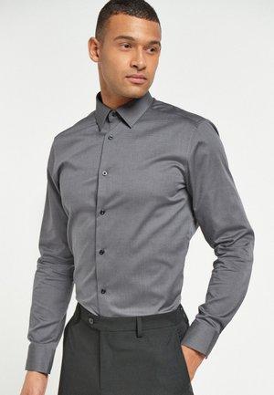 SLIM FIT - Koszula - grey