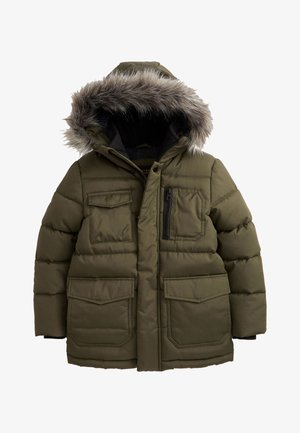 LONGLINE - Winterjas - green