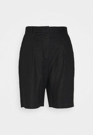 HIGH WAIST  - Shorts - black