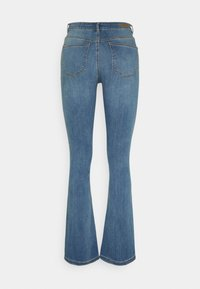 b.young - BYLOLA BYLUNI  - Flared Jeans - light blue - 1