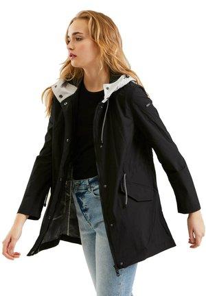 Waterproof jacket - nero