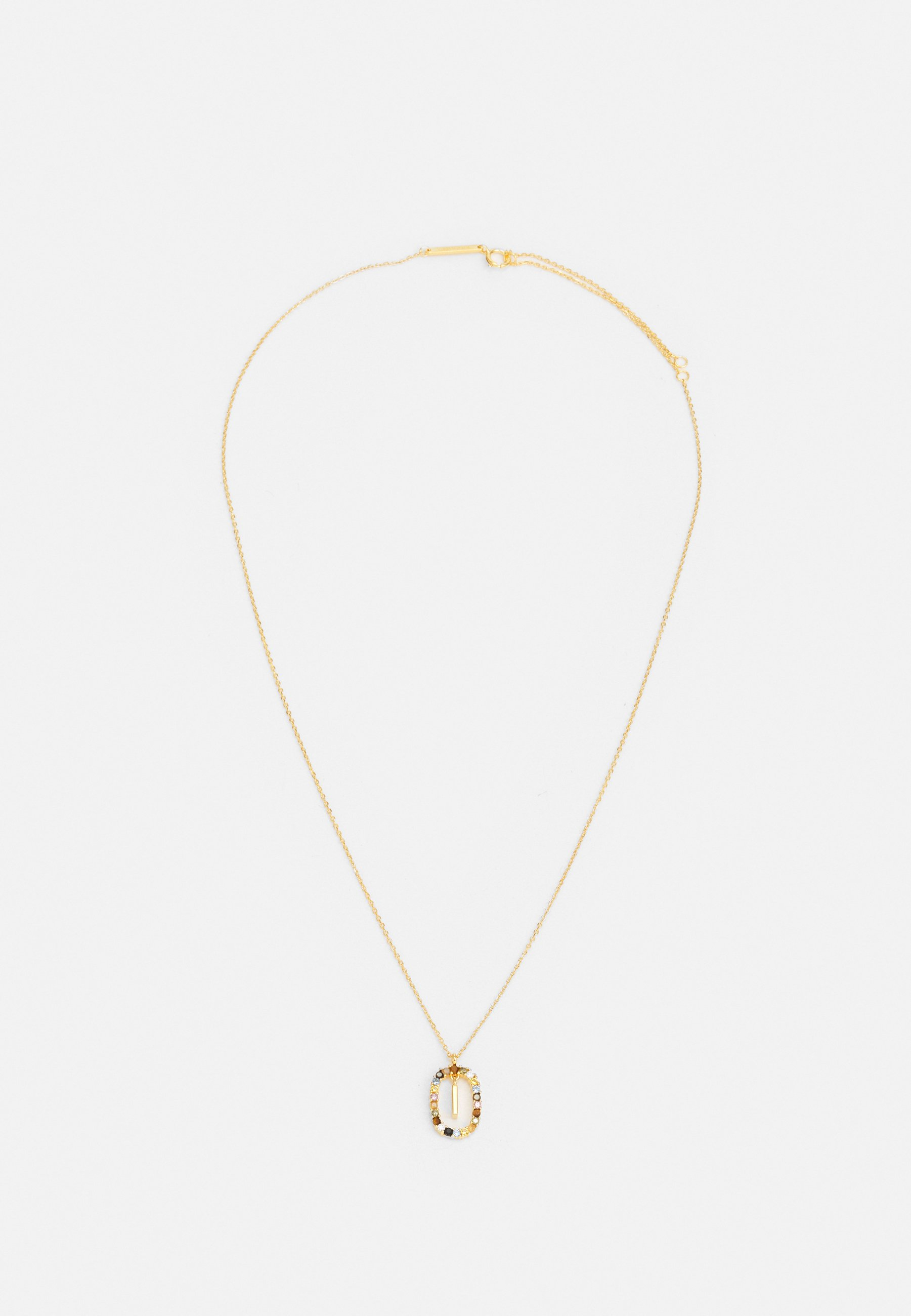Donna LETTER NECKLACE - Collana
