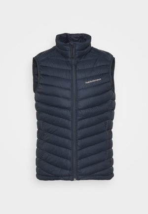 FROST VEST - Veste sans manches - blue shadow