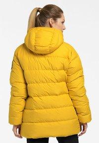 Haglöfs - NÄS DOWN JACKET  - Down jacket - pumpkin yellow - 1