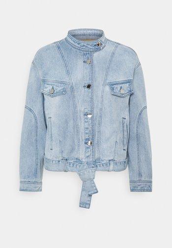 ONLANIKA LIFE  - Denim jacket - light blue denim