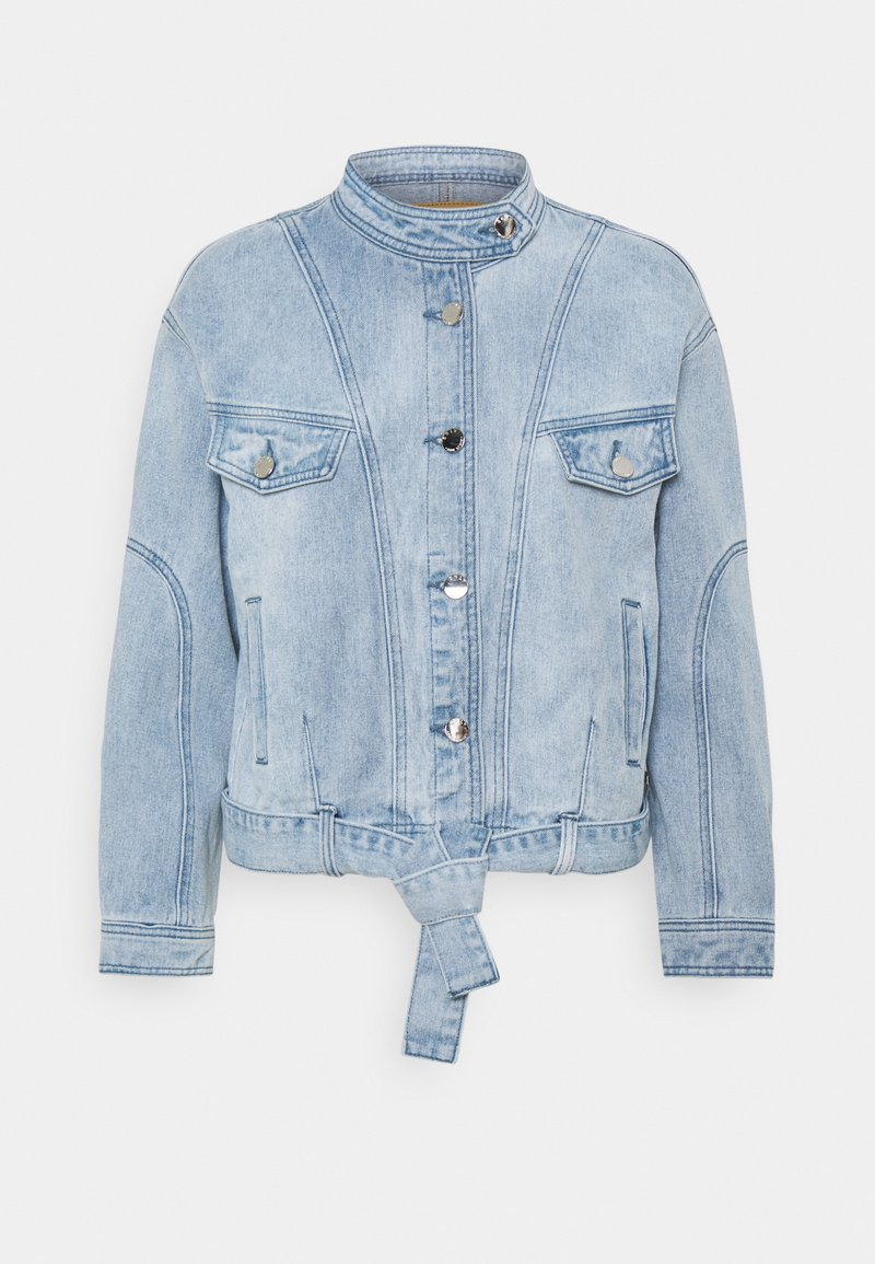 ONLY - ONLANIKA LIFE  - Denim jacket - light blue denim