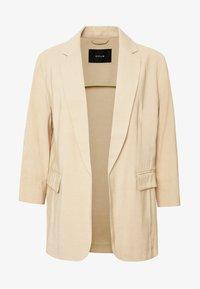 JARIKE - Short coat - soft ginger
