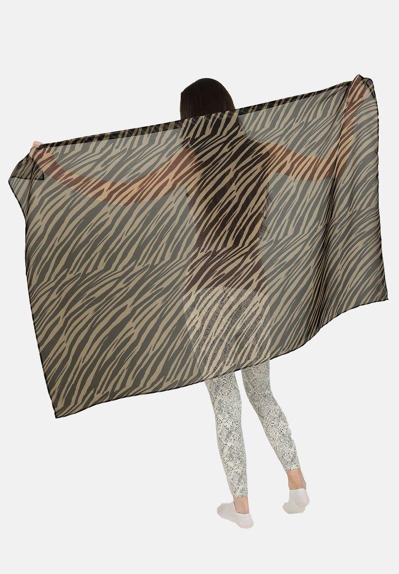 HotSquash - Scarf - animal stripe