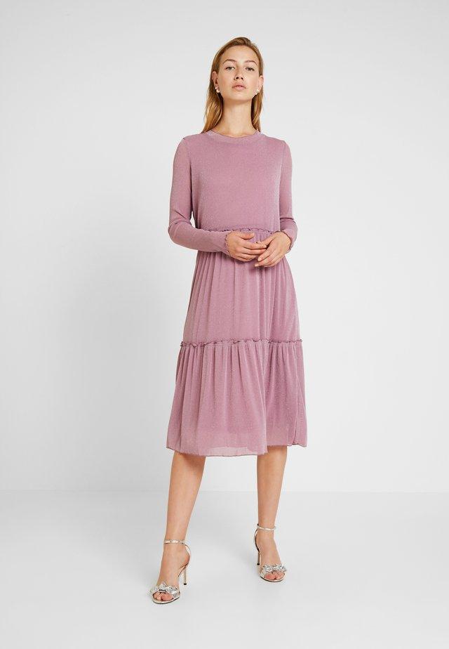 HUMAKKI - Jumper dress - bright lavender