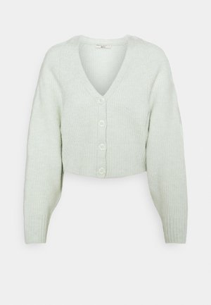 TILLY CARDIGAN - Neuletakki - blue flower