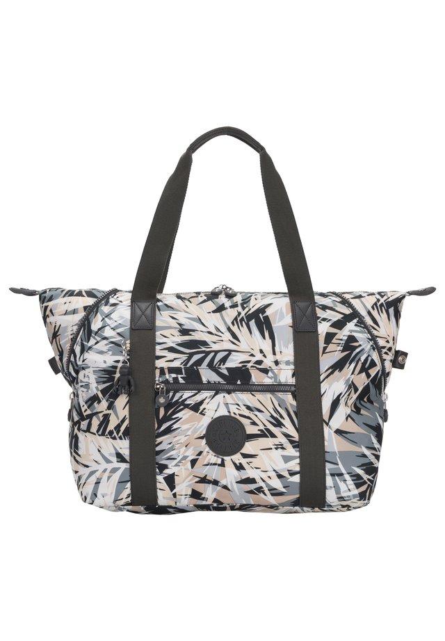 ART M - Tote bag - urban palm