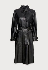 Ibana - CORNEL - Trenchcoat - black - 4