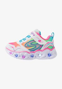Skechers - HEART LIGHTS - Trainers - white/multicolor - 0