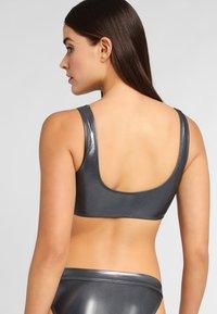 LASCANA - Bikini top - black - 2