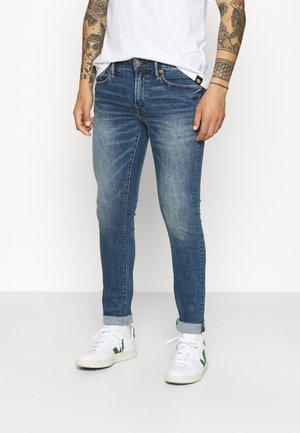 Slim fit jeans - medium indigo