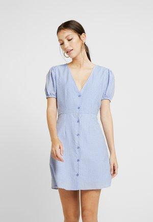 ENCITRUS DRESS - Shirt dress - lavender