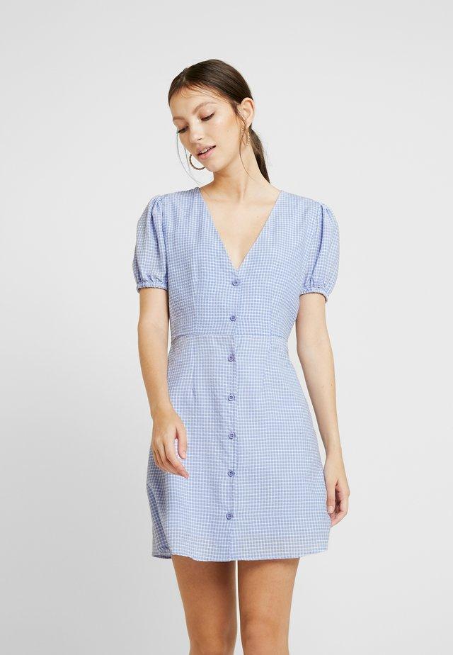 ENCITRUS DRESS - Abito a camicia - lavender