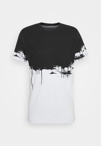 JORBRUCK TEE CREW NECK - T-shirt con stampa - white