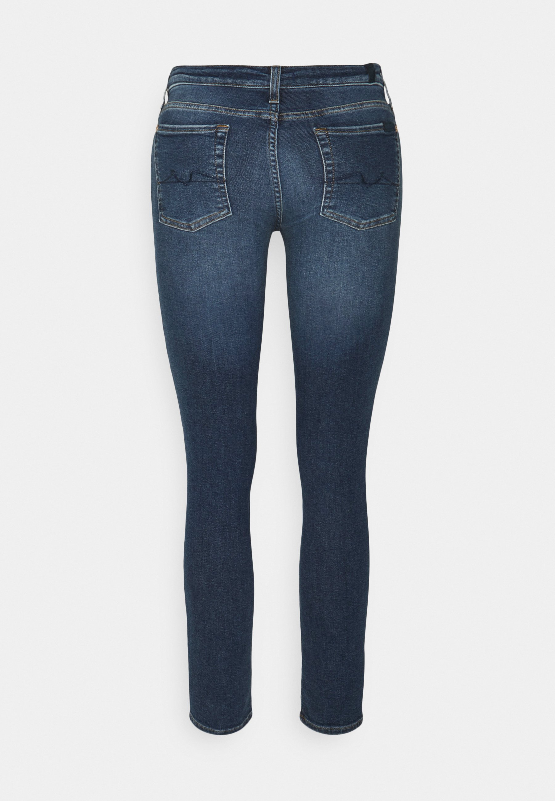 Women PYPER CROP SLIM ILLUSION ABOVE - Jeans Skinny Fit