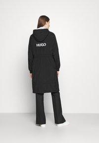 HUGO - FASSANDRA - Classic coat - black - 2
