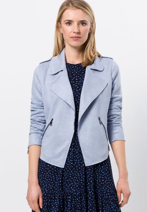 Blazer - soft blue
