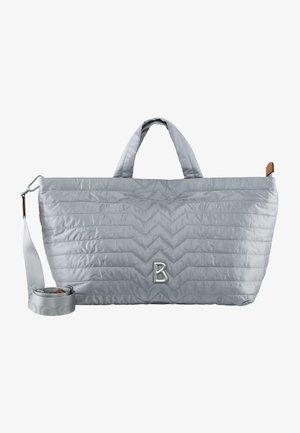 MERIBEL JULE - Tote bag - silber