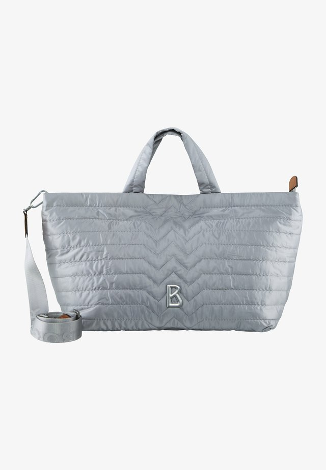 MERIBEL JULE - Shopping Bag - silber