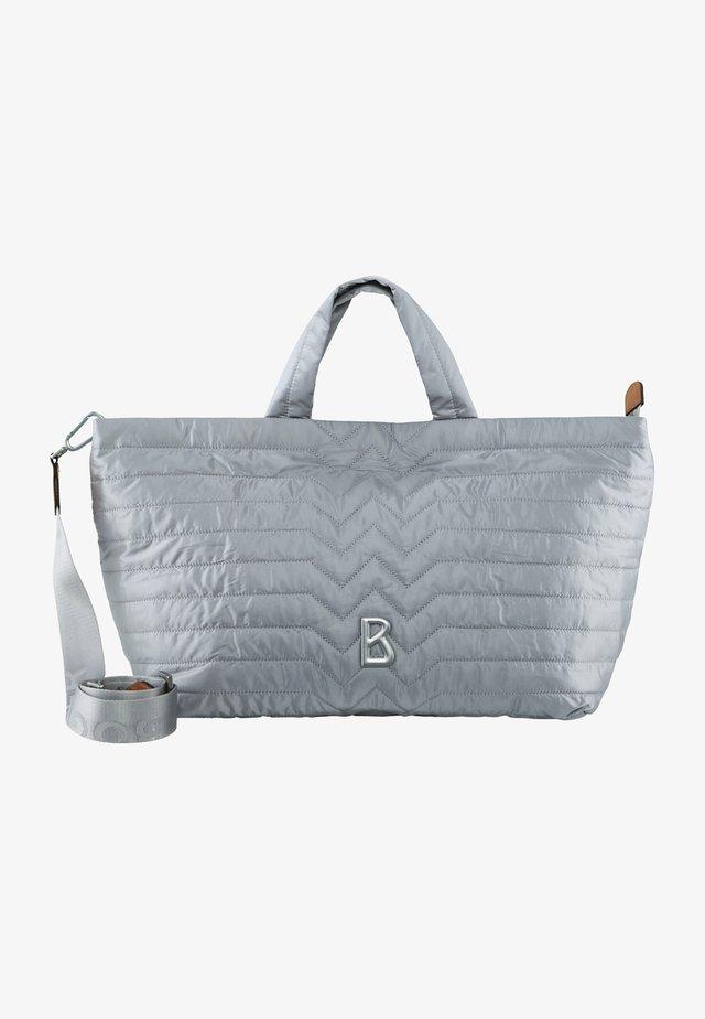 MERIBEL JULE - Shopping bag - silber