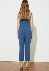 Trendyol - Trousers - blue - 2