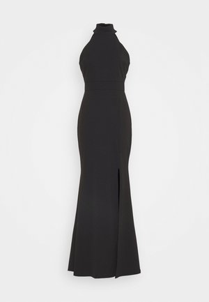 HALTER NECK DRESS - Occasion wear - black