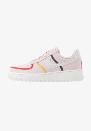 AIR FORCE 1 - Sneakersy niskie - silt red/summit white/bright citron/universe red/black