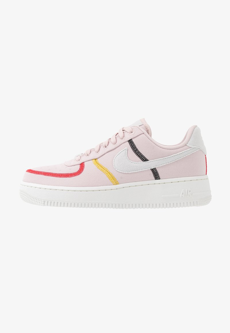 Nike Sportswear - AIR FORCE 1 - Trainers - silt red/summit white/bright citron/universe red/black
