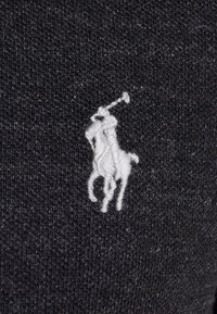 Polo Ralph Lauren - SLIM FIT MODEL - Piké - black coal heather - 4