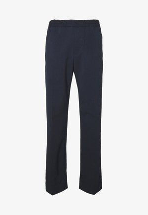 ETTRICK TECHNO - Trousers - navy