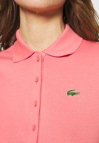 Lacoste LIVE - Polo shirt - amaryllis - 5