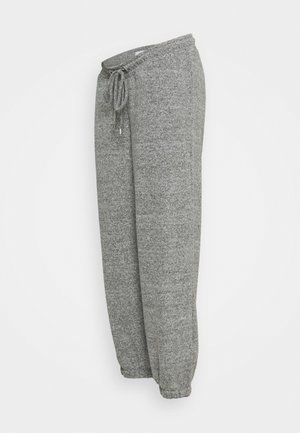 MLCAILA PANTS - Tracksuit bottoms - grey melange