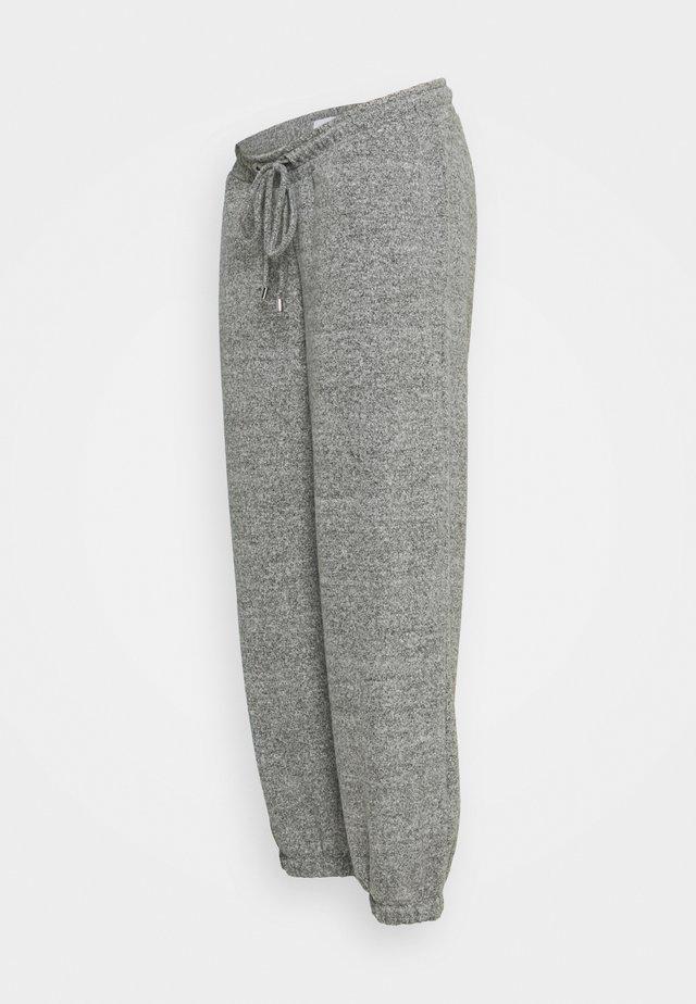 MLCAILA PANTS - Trainingsbroek - grey melange