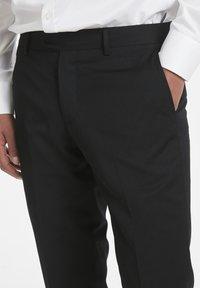Matinique - LAS - Suit trousers - black - 3