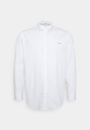 SLIM FIT STRETCH - Camicia - bright white