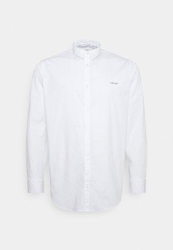 SLIM FIT STRETCH - Shirt - bright white