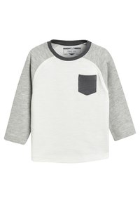 Next - 3PACK  - T-shirt à manches longues - black - 4