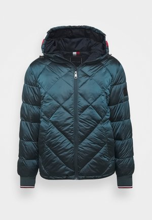 TWO TONES - Winter jacket - blue