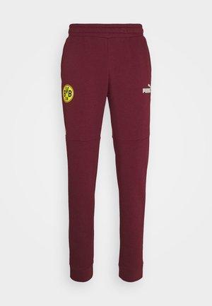 BVB BORUSSIA DORTMUND - Klubbkläder - burgundy/cyber yellow