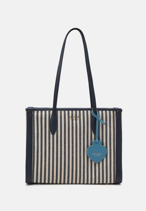 MEDIUM TOTE - Tote bag - blue