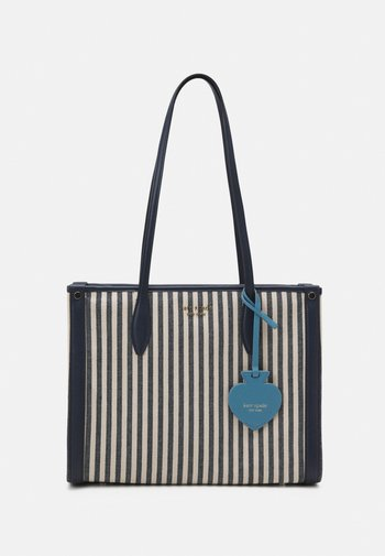MEDIUM TOTE - Handbag - blue