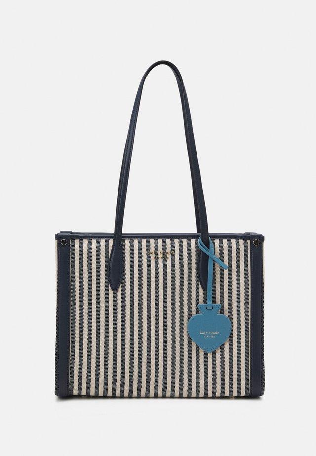 MEDIUM TOTE - Handtasche - blue